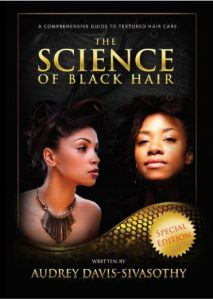 the science of black hair book