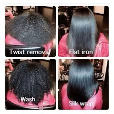 Professional Black Natural Hair Styles