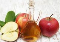 apple cider vinegar and your hair