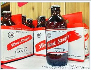 using red stripe beer for beer and your hair care