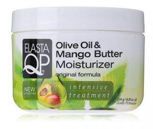 elasta qp olive oil&mango butter moisturizer review