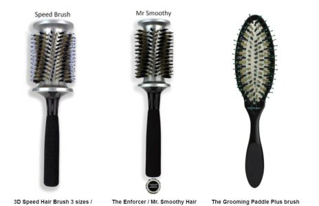 hotheads hair brush review