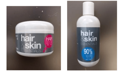 my hair skin essentials products review 2018