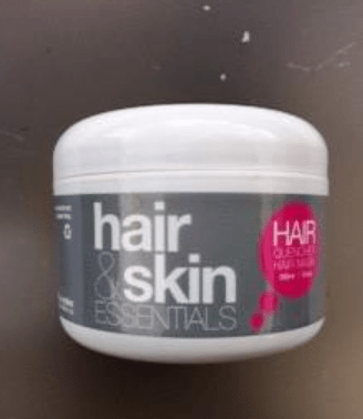 hair skin essential hair quencher mask